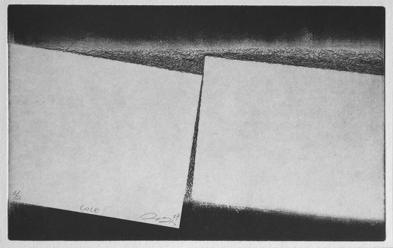 Tongji Philip Qian Intaglio Prints Etching